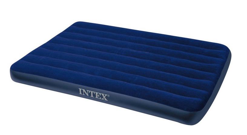 Täispuhutav madrats Intex 64758, sinine, 1910x1370 mm