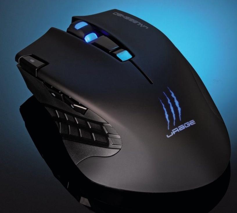 Hama uRage Unleashed Wireless Gaming Mouse