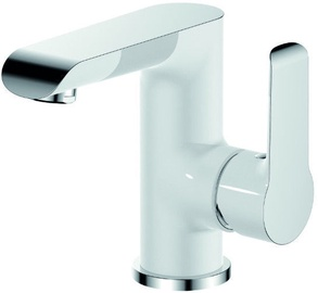 Vento Bari BR7601WHC Ceramic Faucet White/Chrome
