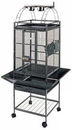 Клетка для птиц Strong Villa Helios 93016, 460 мм x 460 мм x 1490 мм