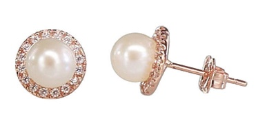 Diamond Sky Gold Earrings Galoss IX