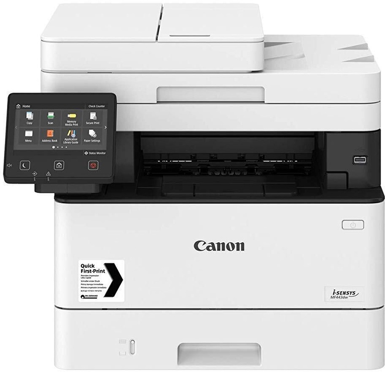 Daugiafunkcis spausdintuvas Canon MF443DW, lazerinis