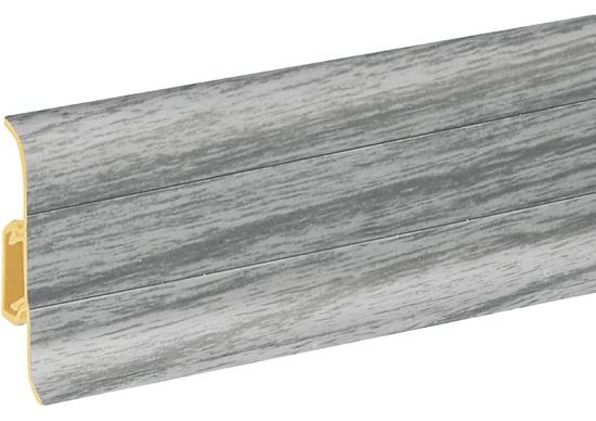 Põrandaliist PVC Premium MAT078 22x59mm 2,5m