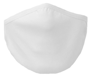 Protect Pyme Antiviral Mask White L