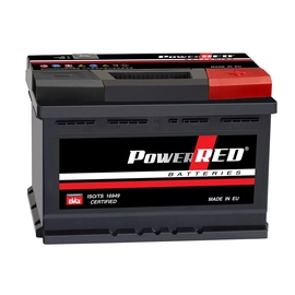 Aku Monbat Power Red LB3, 12 V, 80 Ah, 720 A