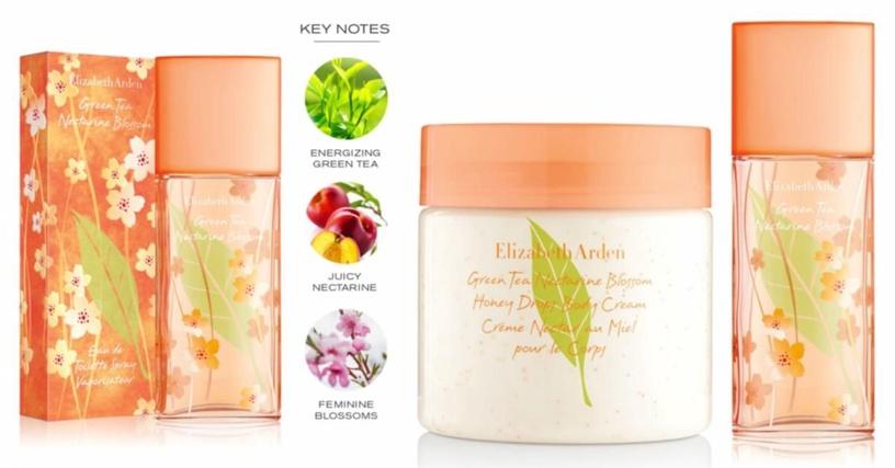Elizabeth Arden Green Tea Nectarine Blossom 500ml Body Cream