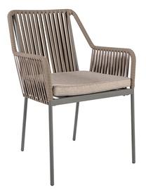 Home4you Andros Garden Chair Grey