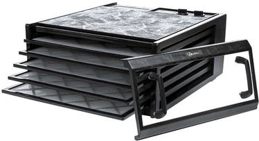Excalibur 4526TBCD 5 Trays Black