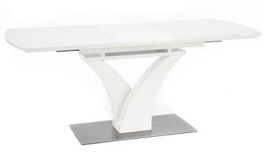 Обеденный стол Halmar Palermo, белый, 1400x800x750мм