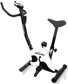 Spokey Exercise Bike OneGo White