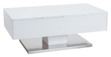 Signal Meble Vivian Table 110x60cm White Lacquer