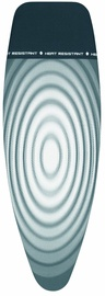 Brabantia Ironing Board Top Layer 135 x 45 cm Titan Oval