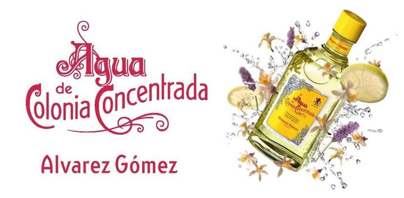 Alvarez Gomez Agua de Colonia Concentrada Liquid Soap 300ml