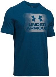 Under Armour T-Shirt Overspray Logo 1289894-997 Blue S