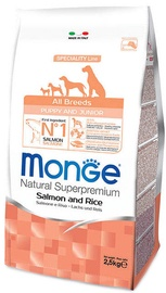 Monge Speciality Line Puppy Salmon & Rice 12kg