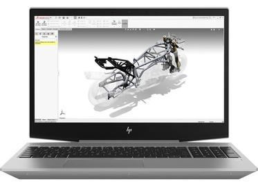 "Nešiojamas kompiuteris HP ZBook 15v G5 Silver 4QH22EA PL Intel® Core™ i5, 16GB/256GB, 15.6"""