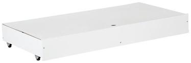 Patalynės dėžė Klups White, 120x60 cm