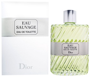 Parfüümid Christian Dior Eau Sauvage 200ml EDT