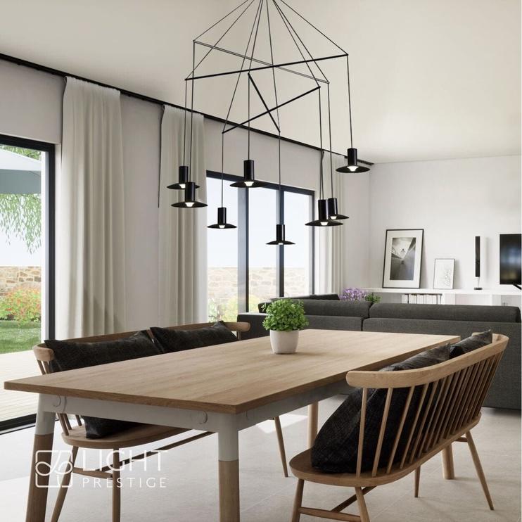 Light Prestige Hat Desk Lamp 3W LED Black