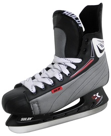Sulov Z100 Ice Skates Black/Grey 45