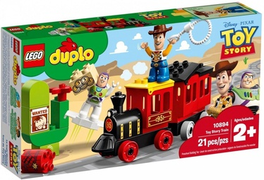 Konstruktorius LEGO Duplo Disney Toy Story Train 10894