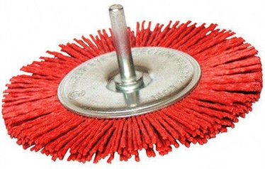 Leman Nylon Wheel Brush 75mm