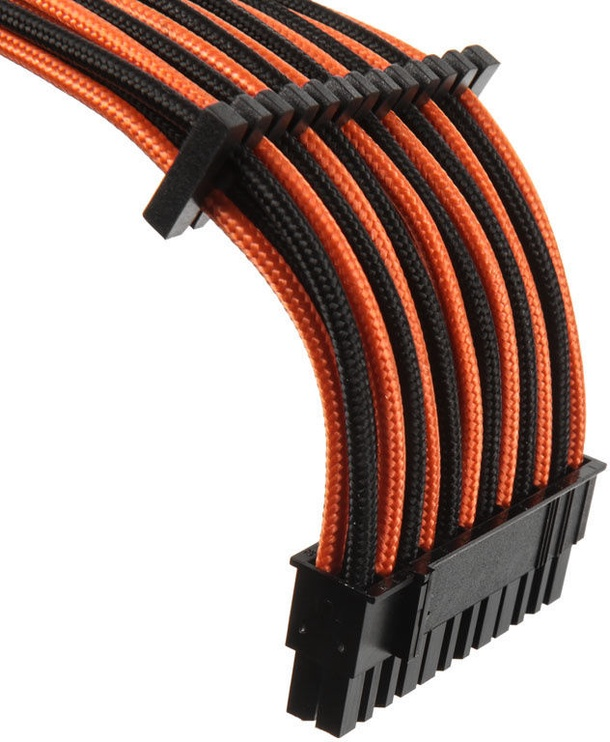 BitFenix Alchemy 2.0 EVG PSU Cable Black/Orange