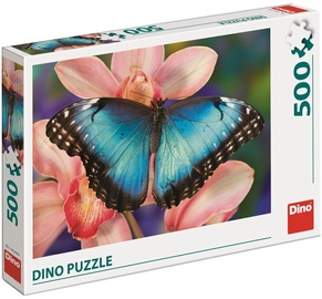 Dino Puzzle Butterfly 500pcs