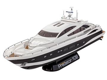 Revell Luxury Yacht 108 ft 1:72 05145R