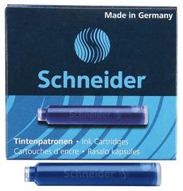 Schneider Ink Cartridges Blue 6603 6pcs