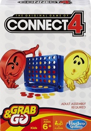 Galda spēle Hasbro Connect 4 Travel B1000