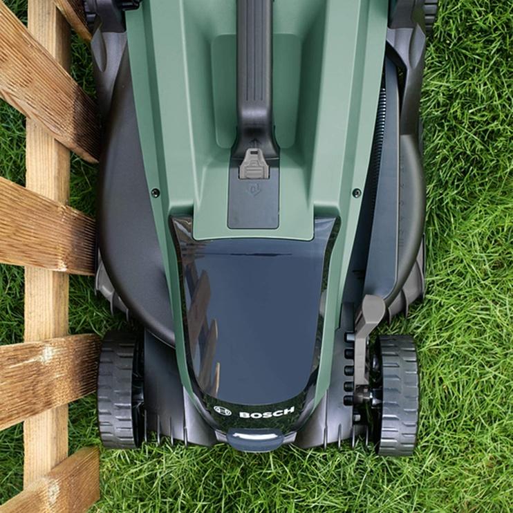 Аккумуляторная газонокосилка Bosch EasyRotak 36-550, без батареи