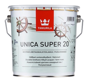 Alküüdlakk Unica Super, poolmatt, 2,7L