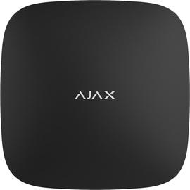 Ajax Hub Plus Control Panel Black