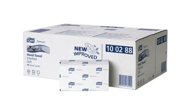 Popieriniai rankšluosčiai Tork Xpress Multifold Premium, H2