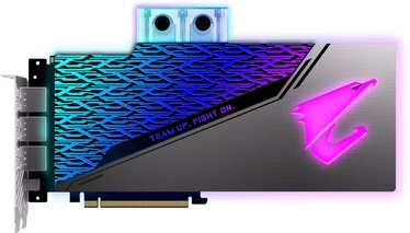 Gigabyte AORUS GeForce RTX 2080 SUPER Waterforce WB 8GB GDDR6 PCIE GV-N208SAORUS WB-8GC
