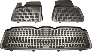 REZAW-PLAST Tesla Model S 2012 Rubber Floor Mats