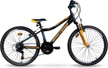 Monteria Junior 24'' Black/Yellow