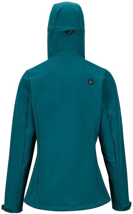 Marmot Womens Moblis Jacket Deep Teal/Black M