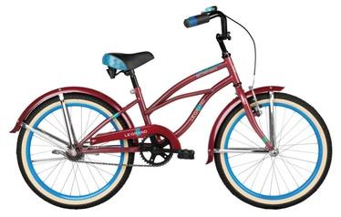 "Vaikiškas dviratis Legrand Bowman Kid 20"" Brown Blue 19"