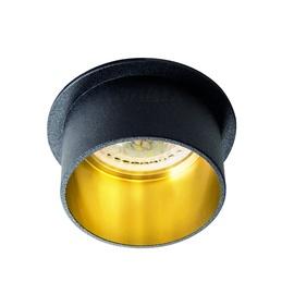 Įmontuojamas šviestuvas Kanlux Spag S B/G, 35W, GU10