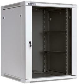 "Linkbasic Hanging Rack Cabinet 19"" 15U WCB15-66-BAB-C"