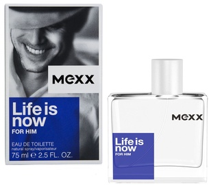 Mexx Life is Now Man 75ml EDT