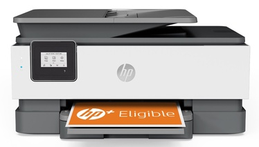 Многофункциональный принтер Hewlett-Packard OfficeJet 8015e, струйный, цветной