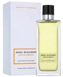 Tualettvesi Angel Schlesser Flor Naranjo Femme 150ml EDT