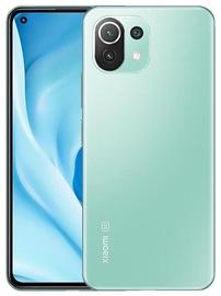 Мобильный телефон Xiaomi Mi Lite 11 5G, зеленый, 8GB/128GB