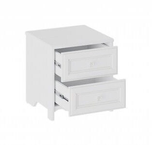MN Franceska Night Stand White