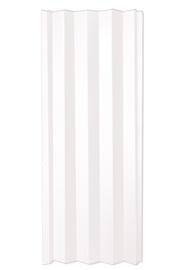 Plastikinė pertvara Eko, bukas, 91x203 cm