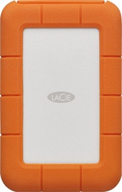 "LaCie Rugged 2.5"" 512GB Thunderbolt USB Type-C STFS500400"