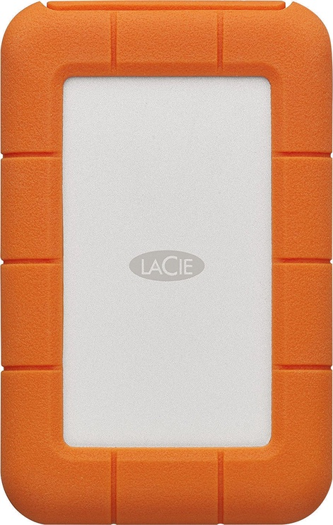 "LaCie Rugged 2.5"" 512GB Thunderbolt USB Type-C STFS500400"